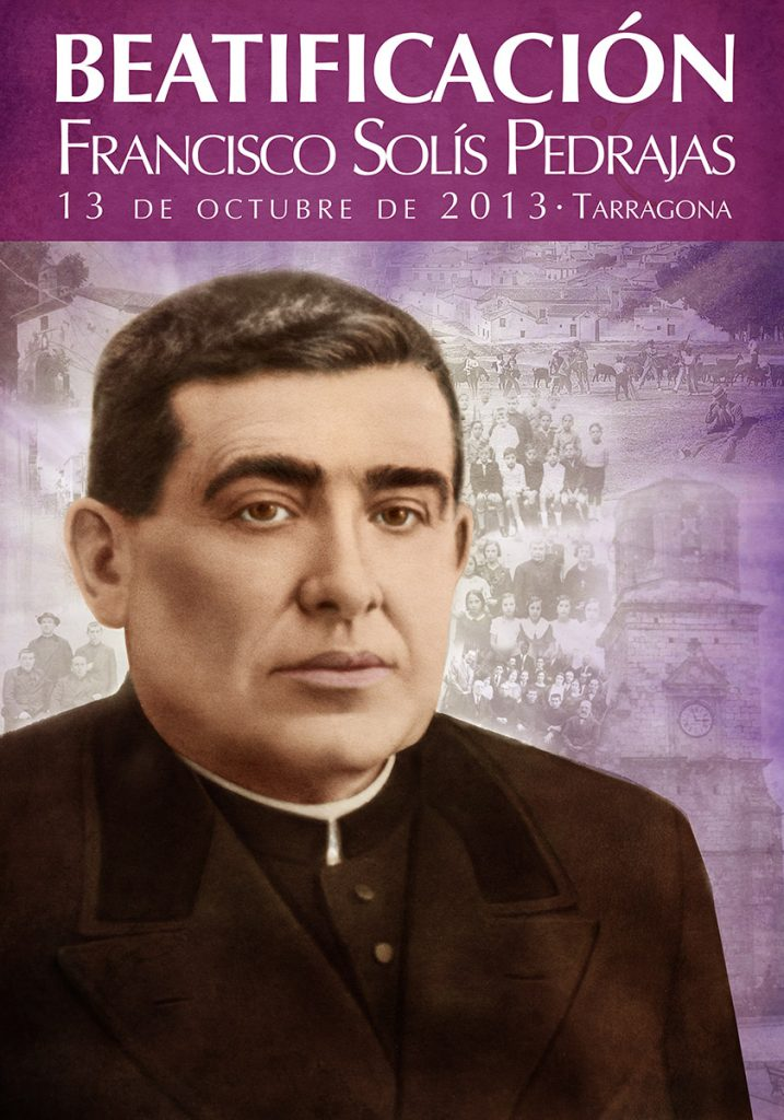 Enlace a los documentos del Beato Francisco Solis Pedrajas